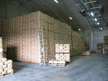米保冷倉庫